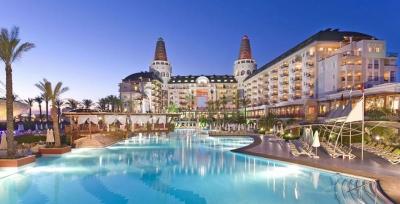 Hotel Delphin Diva Premiere 5 stele